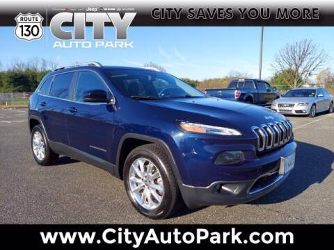 2015 Jeep Cherokee for sale at City Auto Park in Burlington NJ
