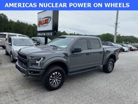 2020 Ford F-150 for sale at Billy Ballew Motorsports in Dawsonville GA