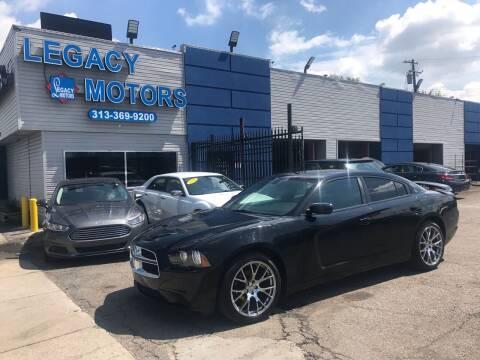 2014 Dodge Charger for sale at Legacy Motors in Detroit MI