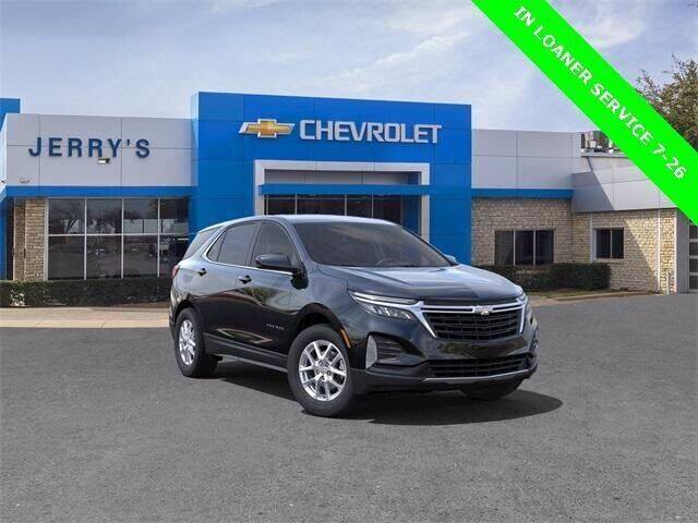 2022 Chevrolet Equinox for sale in Weatherford, TX