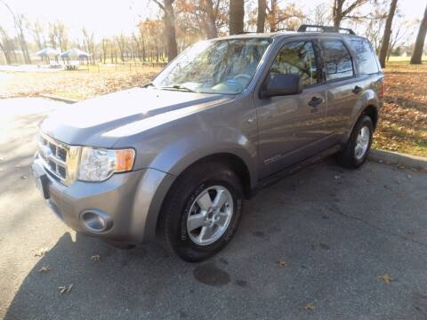 2008 Ford Escape for sale at RENNSPORT Kansas City in Kansas City MO