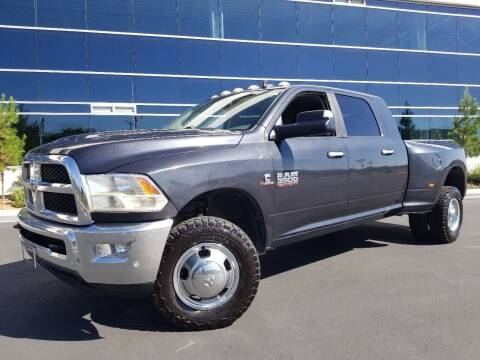 2016 RAM Ram Pickup 3500 for sale at San Diego Auto Solutions in Escondido CA