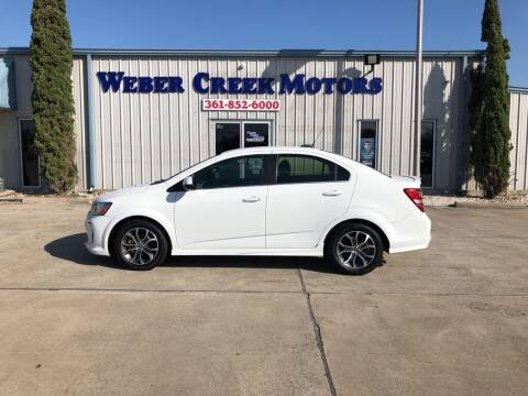 2017 Chevrolet Sonic for sale at Weber Creek Motors in Corpus Christi TX