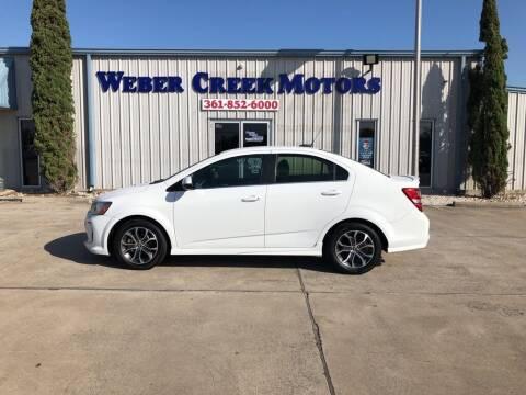 2017 Chevrolet Sonic for sale at Weber Creek Motors in Corpus Christi TX