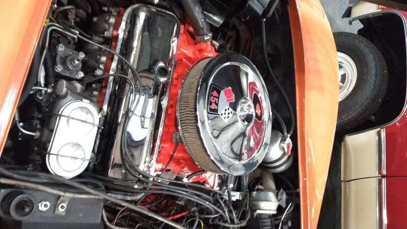 1972 Chevrolet Corvette 454 T Top Coupe - Troutman NC
