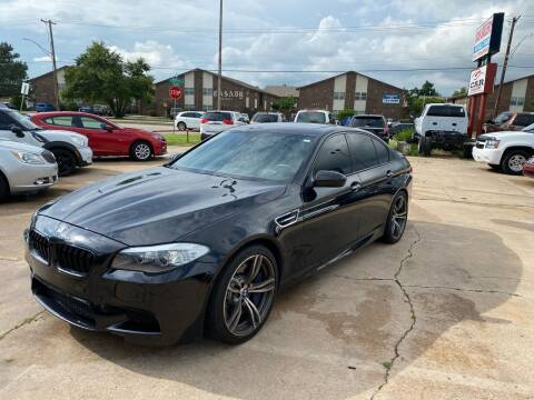 2013 BMW M5 for sale at Car Gallery in Oklahoma City OK