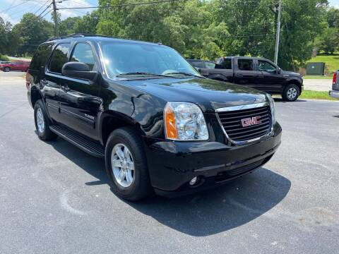 2011 GMC Yukon for sale at Luxury Auto Innovations in Flowery Branch GA
