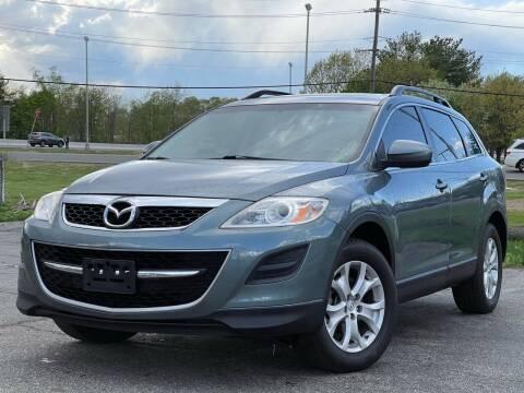 2011 Mazda CX-9 for sale at MAGIC AUTO SALES in Little Ferry NJ