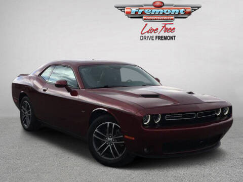2018 Dodge Challenger for sale at Rocky Mountain Commercial Trucks in Casper WY