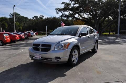 2008 Dodge Caliber for sale at STEPANEK'S AUTO SALES & SERVICE INC. in Vero Beach FL
