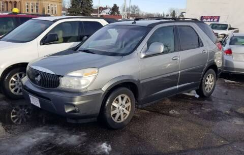 2004 Buick Rendezvous for sale at Tower Motors in Brainerd MN