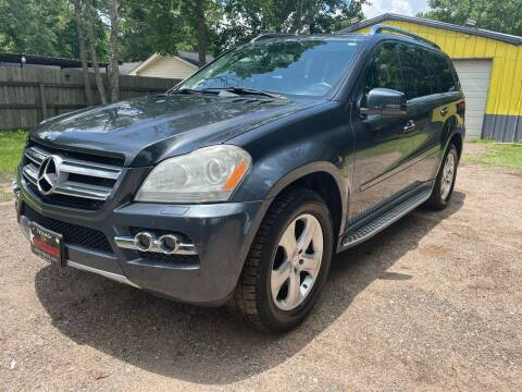 2011 Mercedes-Benz GL-Class for sale at M & J Motor Sports in New Caney TX