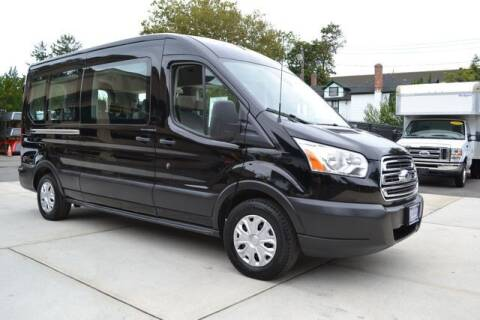 2019 Ford Transit Passenger for sale at Father and Son Auto Lynbrook in Lynbrook NY