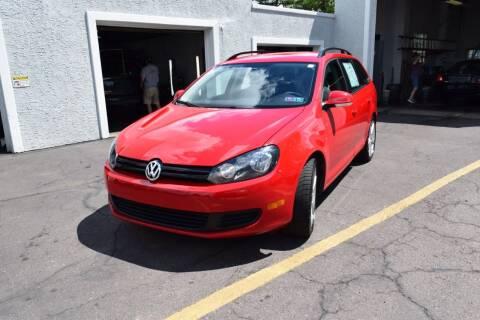 2012 Volkswagen Jetta for sale at L&J AUTO SALES in Birdsboro PA