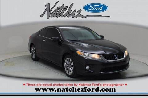 2013 Honda Accord for sale at Auto Group South - Natchez Ford Lincoln in Natchez MS