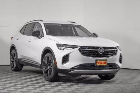 2021 Buick Envision for sale at Washington Auto Credit in Puyallup WA