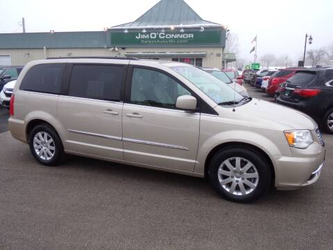 2014 Chrysler Town and Country for sale at Jim O'Connor Select Auto in Oconomowoc WI