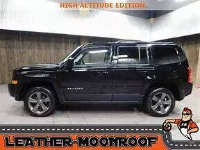 2015 Jeep Patriot for sale at Best Wheels Imports in Johnston RI