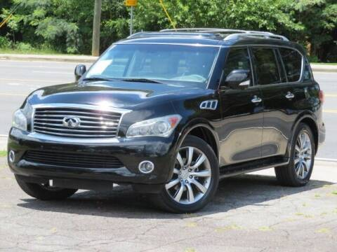 2013 Infiniti QX56 for sale at Marietta Auto Mall Center in Marietta GA