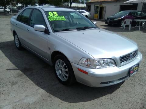 2003 Volvo S40 for sale at Larry's Auto Sales Inc. in Fresno CA