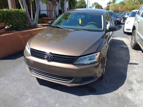2013 Volkswagen Jetta for sale at LAND & SEA BROKERS INC in Deerfield FL