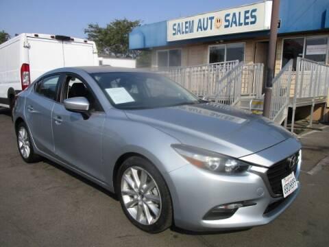 2017 Mazda MAZDA3 for sale at Salem Auto Sales in Sacramento CA