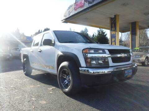 2006 Chevrolet Colorado for sale at Brooks Motor Company, Inc in Milwaukie OR