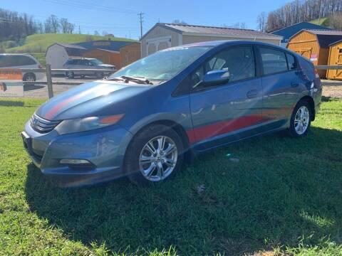 2010 Honda Insight for sale at ABINGDON AUTOMART LLC in Abingdon VA