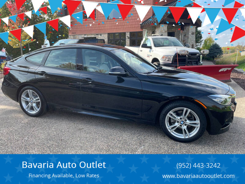 2017 BMW 3 Series for sale at Bavaria Auto Outlet in Victoria MN