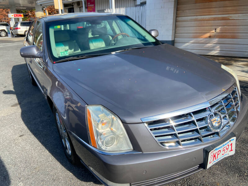 2007 Cadillac DTS for sale at Best Choice Auto Sales in Methuen MA