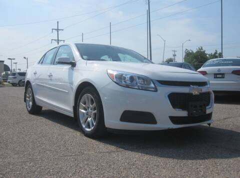2016 Chevrolet Malibu Limited for sale at T & D Motor Company in Bethany OK