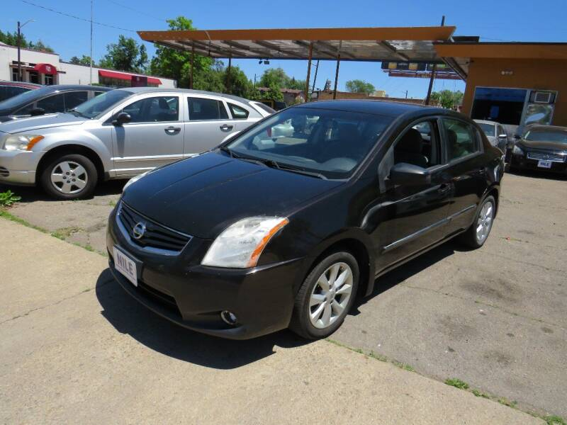 2010 Nissan Sentra for sale at Nile Auto Sales in Denver CO