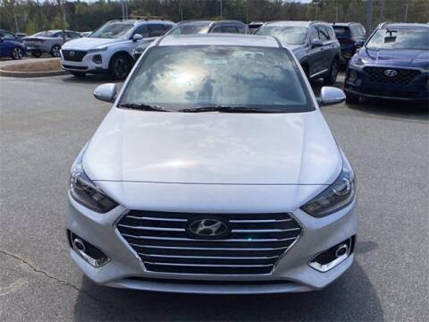 2021 Hyundai Accent for sale at CU Carfinders in Norcross GA
