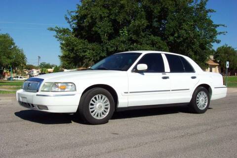 2007 Mercury Grand Marquis for sale at Park N Sell Express in Las Cruces NM