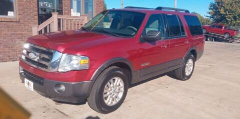 2007 Ford Expedition for sale at CARS4LESS AUTO SALES in Lincoln NE