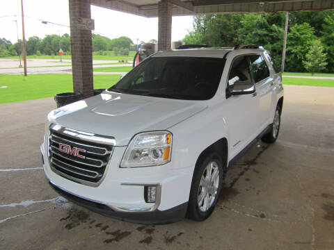 2016 GMC Terrain for sale at Geaux Texas Auto & Truck Sales in Tyler TX