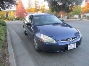 2005 Honda Accord for sale at Inspec Auto in San Jose CA