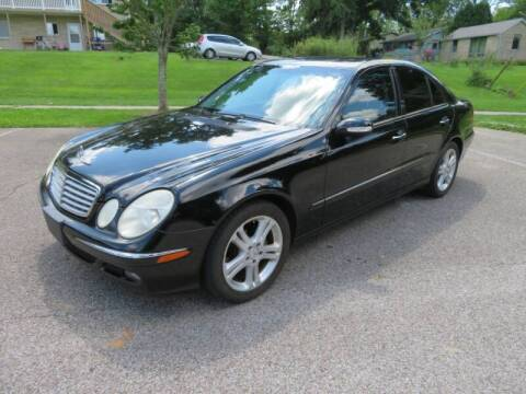 2006 Mercedes-Benz E-Class for sale at Wheels Auto Sales in Bloomington IN