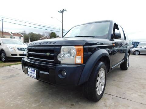 2005 Land Rover LR3 for sale at AMD AUTO in San Antonio TX