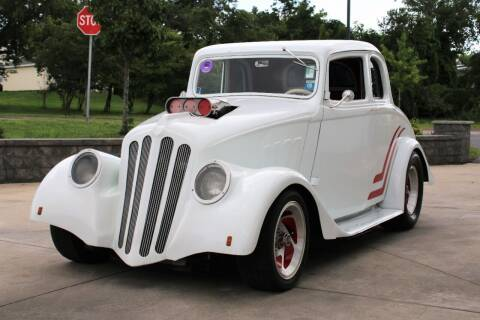 1933 Willys Coupe for sale at Great Lakes Classic Cars & Detail Shop in Hilton NY