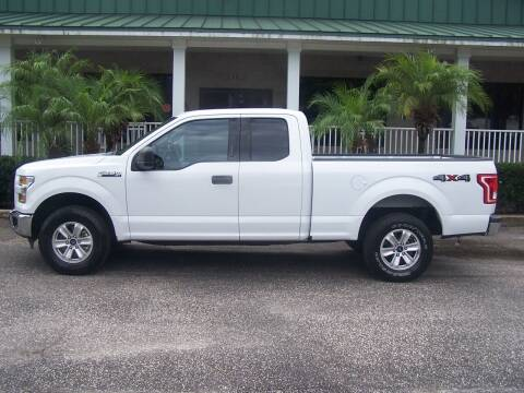 2017 Ford F-150 for sale at Thomas Auto Mart Inc in Dade City FL