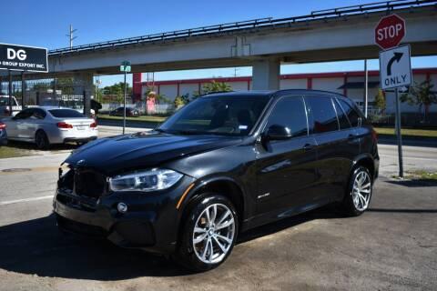 2017 BMW X5 for sale at STS Automotive - Miami, FL in Miami FL