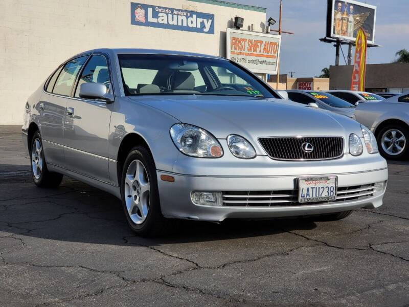 1998 Lexus GS 300 for sale at First Shift Auto in Ontario CA
