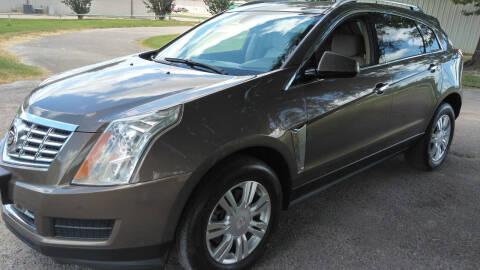 2014 Cadillac SRX for sale at Haigler Motors Inc in Tyler TX