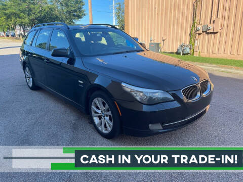 2010 BMW 5 Series for sale at Horizon Auto Sales in Raleigh NC