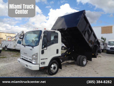 2012 Isuzu NPR-HD for sale at Miami Truck Center in Hialeah FL