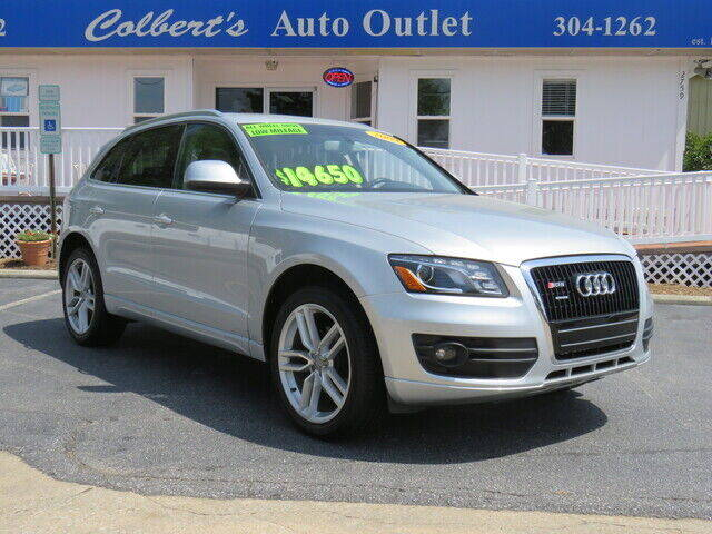 2009 Audi Q5 for sale at Colbert's Auto Outlet in Hickory NC