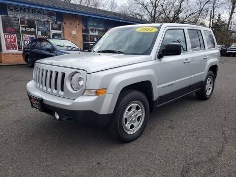 2011 Jeep Patriot for sale at CENTRAL GROUP in Raritan NJ
