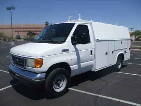 2006 Ford E-Series Chassis for sale at Corporate Auto Wholesale in Phoenix AZ
