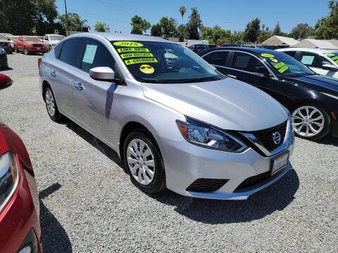 2018 Nissan Sentra for sale at La Playita Auto Sales Tulare in Tulare CA